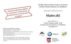 Zaproszenie na promocję nietypowej publikacji