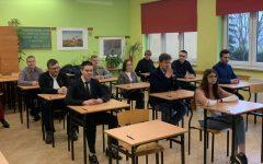 Triumf uczniów LO w Lidzbarku w Powiatowej Olimpiadzie Wiedzy o Obronie Cywilnej