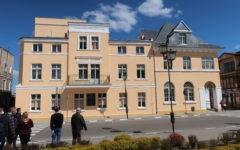 Siedziba Starostwa Powiatowego w Działdowie jak nowa!