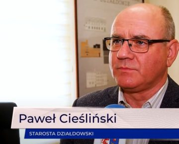 Powiat Działdowski nie zwalnia tempa! (film)