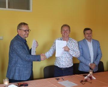 Przebudowa drogi powiatowej nr 1349 N w m. Jeglia - umowa podpisana! (film)