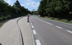 Odbiór kolejnego etapu rozbudowy drogi wojewódzkiej nr 544