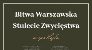 Nowy serwis internetowy poświęcony Bitwie Warszawskiej 1929 roku