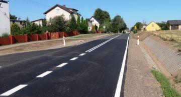 Kolejny etap remontu drogi wojewódzkiej nr 538 zakończony (galeria + film)
