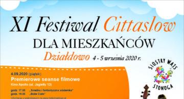 Zaproszenie na XI Festiwal Cittaslow