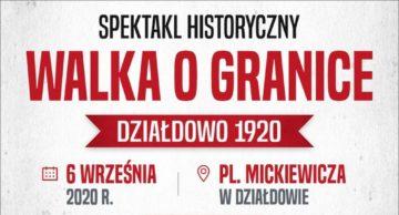Zaproszenie na widowisko historyczne