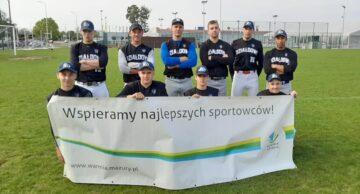 Porażka Yankeesów Działdowo z Piratami Władysławowo w 1 lidze baseballu