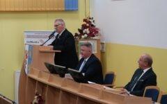 Wojewoda Artur Chojecki wyróżniony tytułem: Osobowość Powiatu Działdowskiego (filmy)