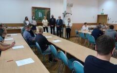 Eliminacje powiatowe Olimpiady Wiedzy Rolniczej, Ochrony Środowiska i BHP w Rolnictwie