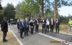 Odbiór końcowy inwestycji: Remont (odnowa) drogi powiatowej nr 1556N Iłowo-Sochy-Dźwierznia- gr. powiatu