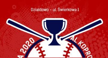 Zaproszenie na finał Mistrzostw Województwa SZS w baseballu.