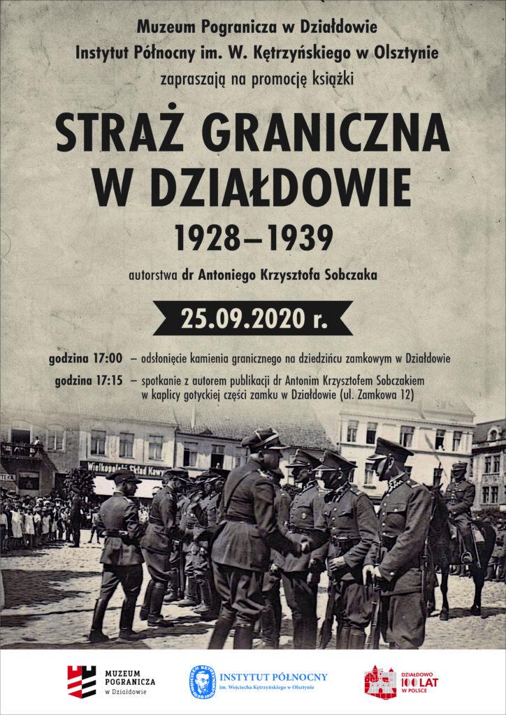Zaproszenie na promocję książki dra A. K. Sobczaka