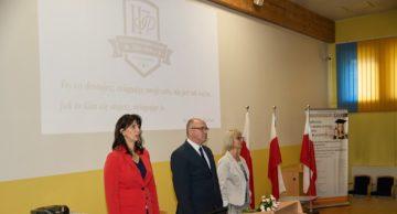 Inauguracja nowego roku szkolnego w II LO im. Jana Pawła II w Działdowie