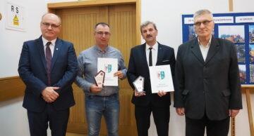 Marek Dwórznik i Sławomir Maroński zasłużonymi dla sportu powiatu działdowskiego