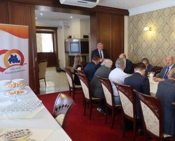 Konwent Powiatów Województwa Warmińsko-Mazurskiego tym razem w Myślętach (film)