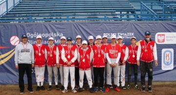 Yankeesi Działdowo brązowymi medalistami Ogólnopolskiej Olimpiady Młodzieży i Mistrzostw Polski Juniorów Młodszych.