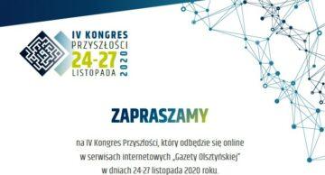 Zaproszenie na IV Kongres Przyszłości