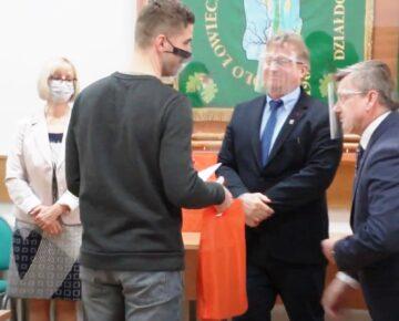 """""""Wyjątkowe miejsca powiatu działdowskiego"""" i wyjątkowi laureaci (film)"""