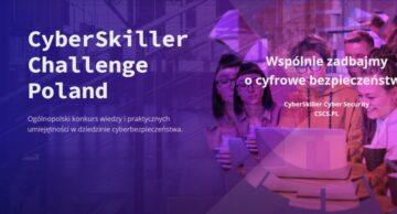 Sukces uczniów lidzbarskiego LO w konkursie CyberSkiller Challenge Poland!
