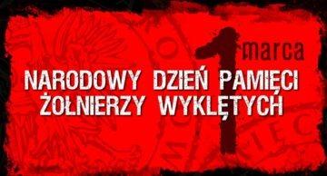 Obchody Narodowego Dnia Pamięci Żołnierzy Wyklętych w powiecie dzialdowskim