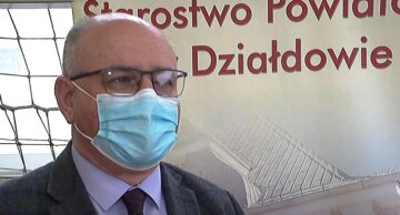 Bieżąca sytuacja epidemiologiczna w powiecie działdowskim (film)
