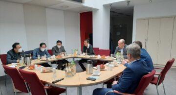 Spotkanie z koreańskim inwestorem