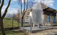 Rozbudowa instalacji tlenowej w działdowskim SP ZOZ