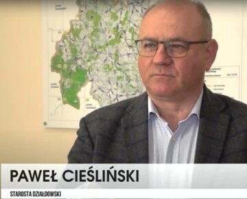 Milionowy zastrzyk gotówki dla Powiatu Działdowskiego! (film)