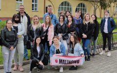 """""""Od stażu do sukcesu"""" Erasmus + w Zespole Szkół w Malinowie"""