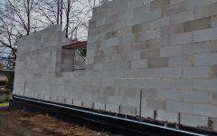 Trwa rozbudowa oddziału psychiatrycznego SPZOZ w Działdowie (film)