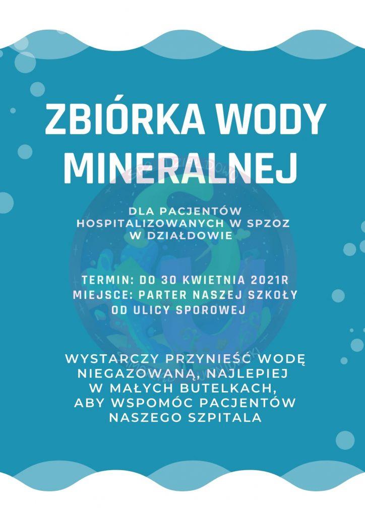 """""""Wodna"""" inicjatywa Samorządu Uczniowskiego działdowskiej """"dwójki"""""""