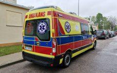 Nowy ambulans dla działdowskiego szpitala!