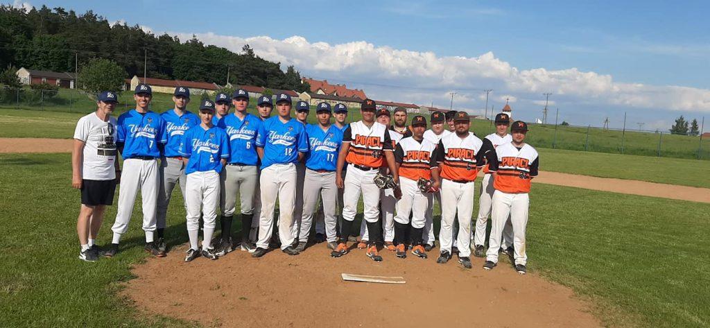 Yankeesi Działdowo rozegrali  dobre mecze z faworytem Grupy Północnej Bałtyckiej Ligi Baseballu.