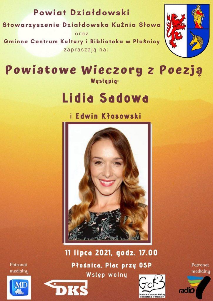 Zaproszenie na drugie spotkanie w ramach Powiatowych Wieczorów z Poezją