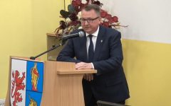 Starszy brygadier Bogdan Cywiński wyróżniony tytułem: Osobowość Powiatu Działdowskiego! (film)