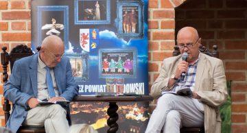 Spotkanie z Januszem Kukułą i Marcinem Trońskim w ramach Powiatowych Wieczorów z Poezją