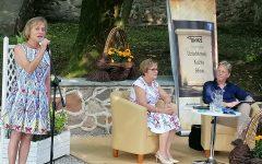 Spotkanie z Krystyną Braun i Janem Jankowskim w ramach Powiatowych Wieczorach z Poezją