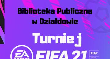 Weź udział w Turnieju FIFA 21!