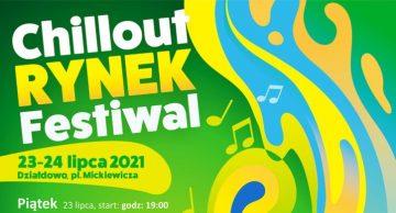 Zaproszenie na Chillout Festiwal