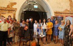 Spotkanie z Michałem Pielą i Markiem Chojnackim w ramach Powiatowych Wieczorów z Poezją