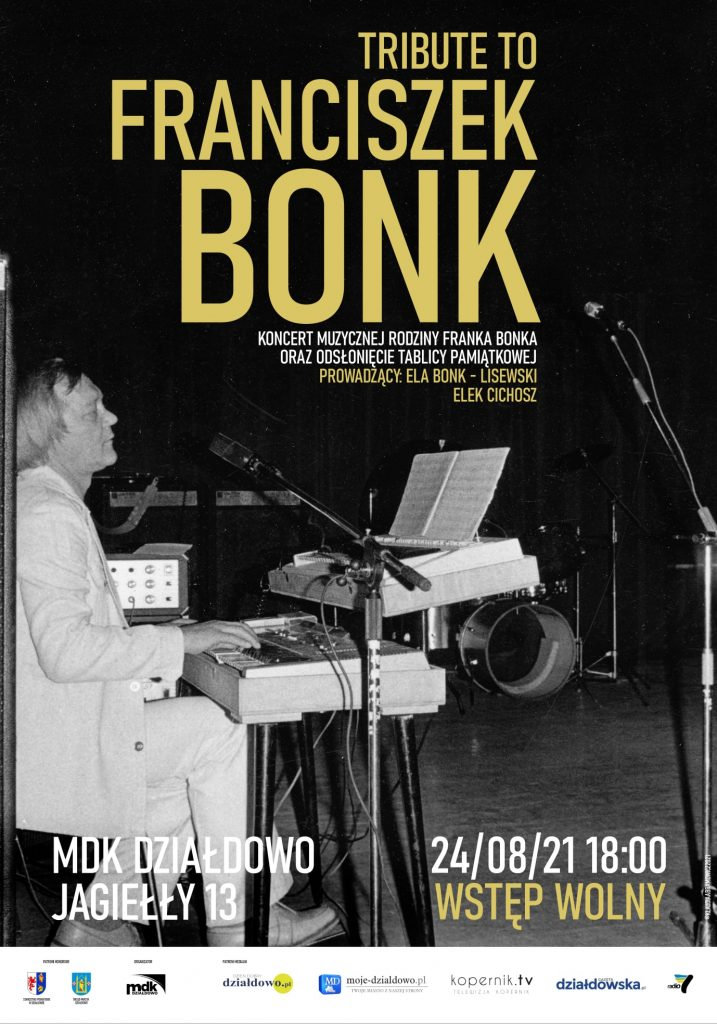 Zaproszenie na koncert Rodziny Franka Bonka
