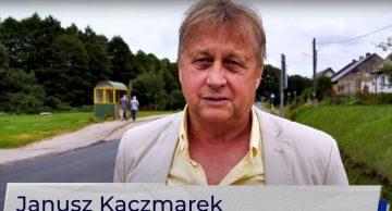Już niedługo zostanie oddany do użytku odcinek drogi powiatowej 1255N od ronda w Tuczkach do Szczuplin! (film)