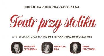 """""""Moralność pani Dulskiej"""" Gabrieli Zapolskiej w działdowskiej MBP"""