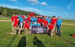 YANKEES Działdowo contra NATO eFP Battle Group Poland