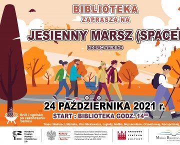 Zaproszenie na Jesienny Marsz