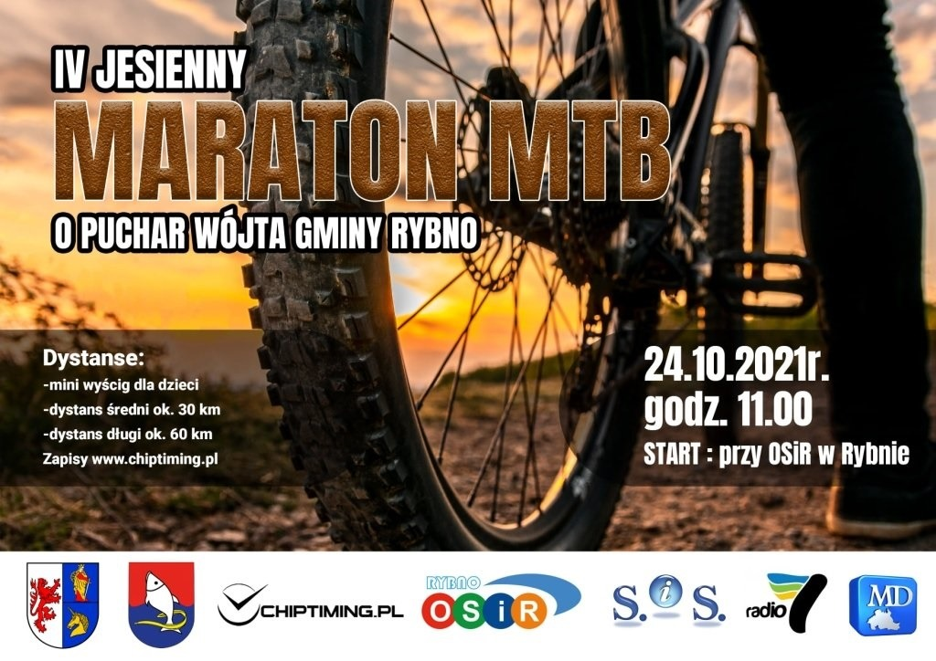 Zaproszenie na IV Maraton MTB