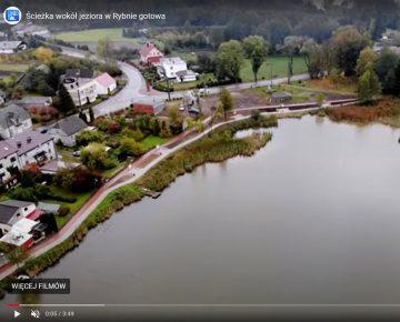 Nowa atrakcja turystyczna w Rybnie (film)