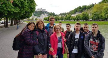 """Zakończenie projektu """"Zdobywaj doświadczenie z Erasmus+. Staże dla Zespołu Szkół Zawodowych nr 1 w Działdowie"""""""